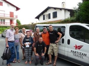 Partizan bidaideak(1)